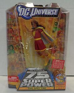 Dc Universe: Figure d'action Mary Batson (2009) Mattel Nouvelle erreur de spectre rare