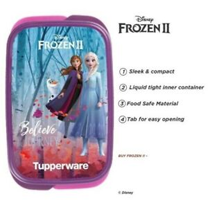 1pc Details about  /New Tupperware Frozen lunch Box