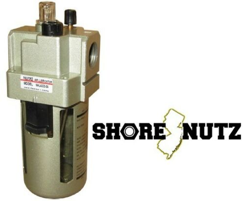 "Compressed Air 3//4/"" NPT Lubricator Air Flow 7000 L//min Pneumatic Oiler"