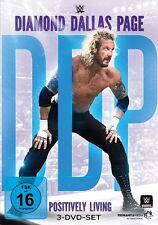 WWE Diamond Dallas Page [3 DVDs] *NEU* DVD Deutsche Verkaufsversion DDP