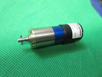 Faulhaber Gearhead Motor 2224p0226 (3-24 Volts Dc)