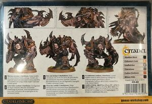 Warhammer 40k - Mutilateurs Mutilatori Del Caos du Space Marines du Chaos Nouveau