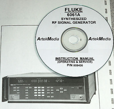 Business & Industrial FLUKE 6060B Synthesized Signal Generator ...