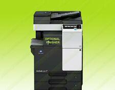 Konica Minolta Bizhub 227 Laser Mono Printer Scan Copier A3 Duplex 22ppm Mfp 367