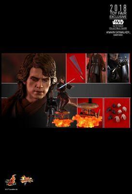 MMS486 Toys Hot Star Wars Anakin Skywalker DARK SIDE 1//6 mechno BRACCIO DESTRO