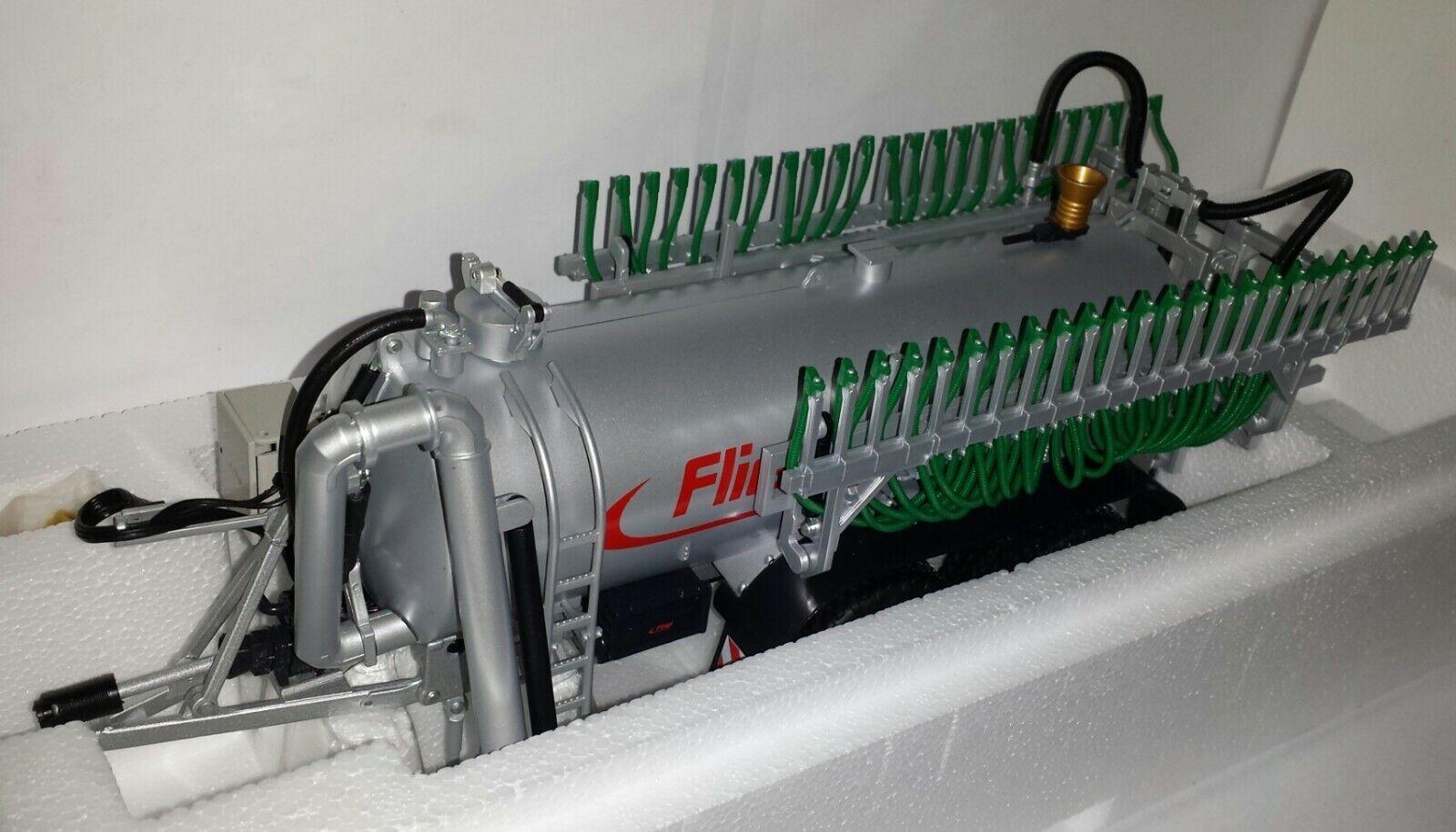 WIKING 1 32 Fliegl VFW Profiline met Sleepslangbemester nieuw in  verpakking  acheter 100% de qualité authentique