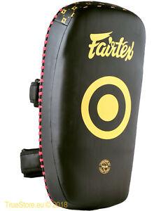 Fairtex Muay Thai Handpratzen - KPLC6 Curved Kompakt