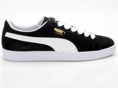 Puma Suede Classic bboy Fabulous 365362 01 noir et blanc | eBay