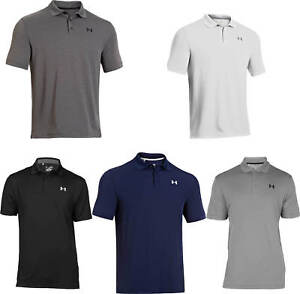 Under-Armour-Performance-Polo-2-0-Golf-Polo-Shirt-Mens-1242755-Choose-Size-Color