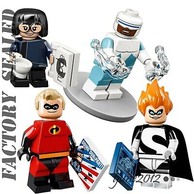 LEGO 71012 Mr Incredible Collectible Minifigure Disney Series NEW /& SEALED