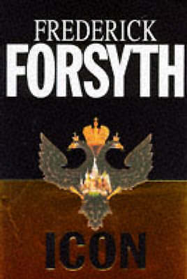 """""""AS NEW"""" Forsyth, Frederick, Icon, Hardcover Book"""