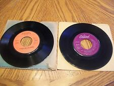 MILLER, STEVE - The Joker & Abracadabra. Two 45rpm '73/'82