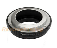 Contax Rf Nikon S Ranger Finder Lens To Fujifilm X-pro1 X-e1 X-m1 X-a1 Adapter