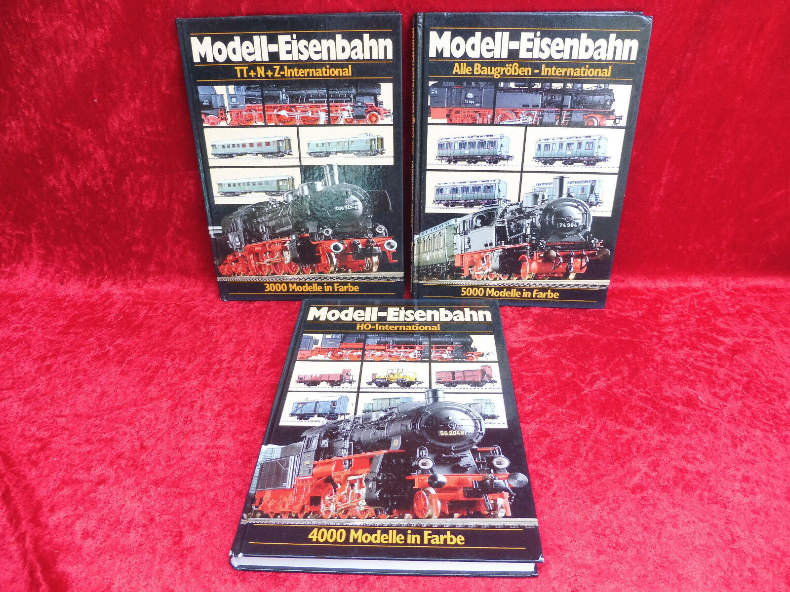 descuento de ventas en línea 3 Libros __ Modelismo Ferroviario Ferroviario Ferroviario __ 3000-4000-5000 Modelos __  Precio al por mayor y calidad confiable.