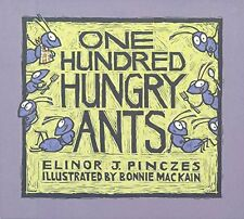 One Hundred Hungry Ants (pb) by Elinor J. Pinczes NEW