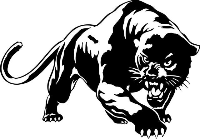 Sticker Decal Cartoon Panther 20 01961