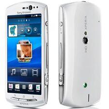 Sony Ericsson Xperia NEO V MT11i bianco (sbloccato) Webcam Fotocamera Grado B