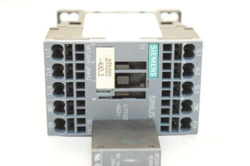 R20O4 Siemens 3RT2016-2BB42 Schütz Übersspannungsbegrenzer