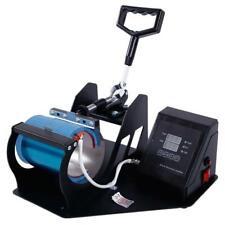 Mug Heat Press Machine Sublimation Transfer Thanksgiving Diy Coffee Cup Presses