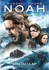 NOAH(DVD, 2014) Russell Crowe, Anthony&Jennifer Connelly NEW DVD PG