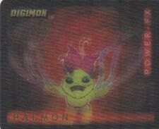 Collector Card; Digimon ...Digi-FX 3D ( Palmon-Power-FX) 2000'