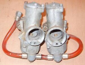 Amal-930-005-Concentric-30mm-carburetors-from-Norton-Commando-750-NO-SLIDES-D