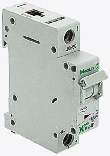 Moeller PLS6-B8 Circuit Breaker Single Pole MCB Fuse 8A 6kA Curve B  400v