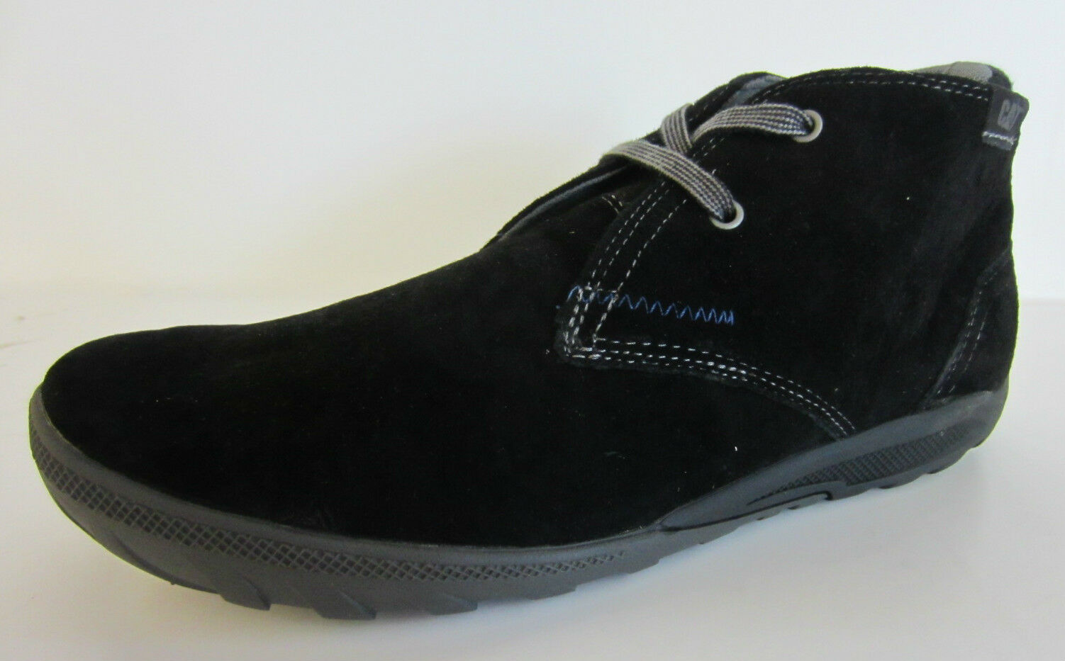 Cat P714138 CRUMP 7-11 Mid Botines Hombre Negro GB Tallas 7-11 CRUMP (Mr. ) 3575a3