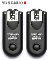 Yongnuo RF-603 II Radio Wireless Remote Flash Trigger N3 for D90 D5100 D7000
