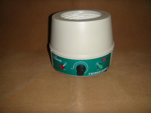 500mL Electronic Temperature Regulation Heating Mantle