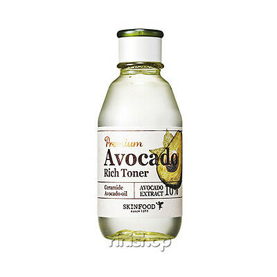 [SKINFOOD] Premium Avocado Rich Toner 180ml rinishop