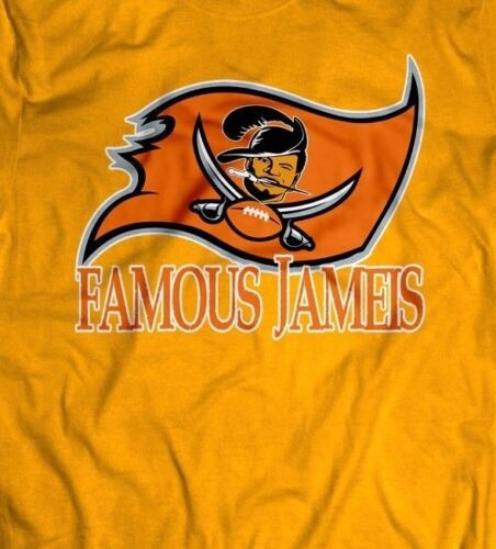 TAMPA BAY BUCCANEERS BUCS Famous Jameis Mens T-Shirt *MANY OPTIONS*