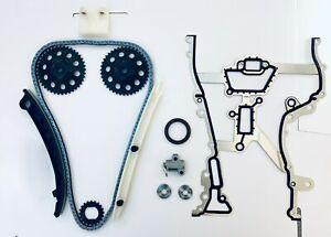 Vauxhall-Corsa-C-1-2-Z12XE-Z12XEP-4-Cilindro-NUEVO-La-cadena-de-distribucion-Kit-y-ruedas-dentadas
