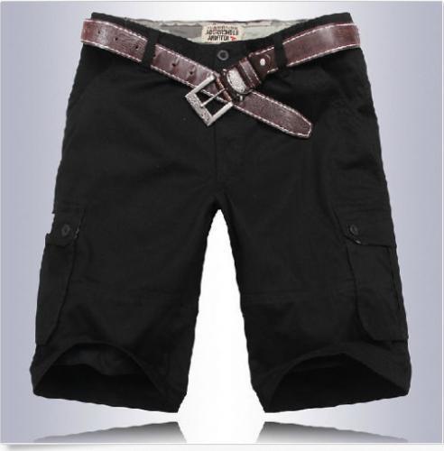 Men/'s Cotton Hobo Men Relaxed Fit Cargo Shorts Summer Cool Pants Hot Sale Sz##