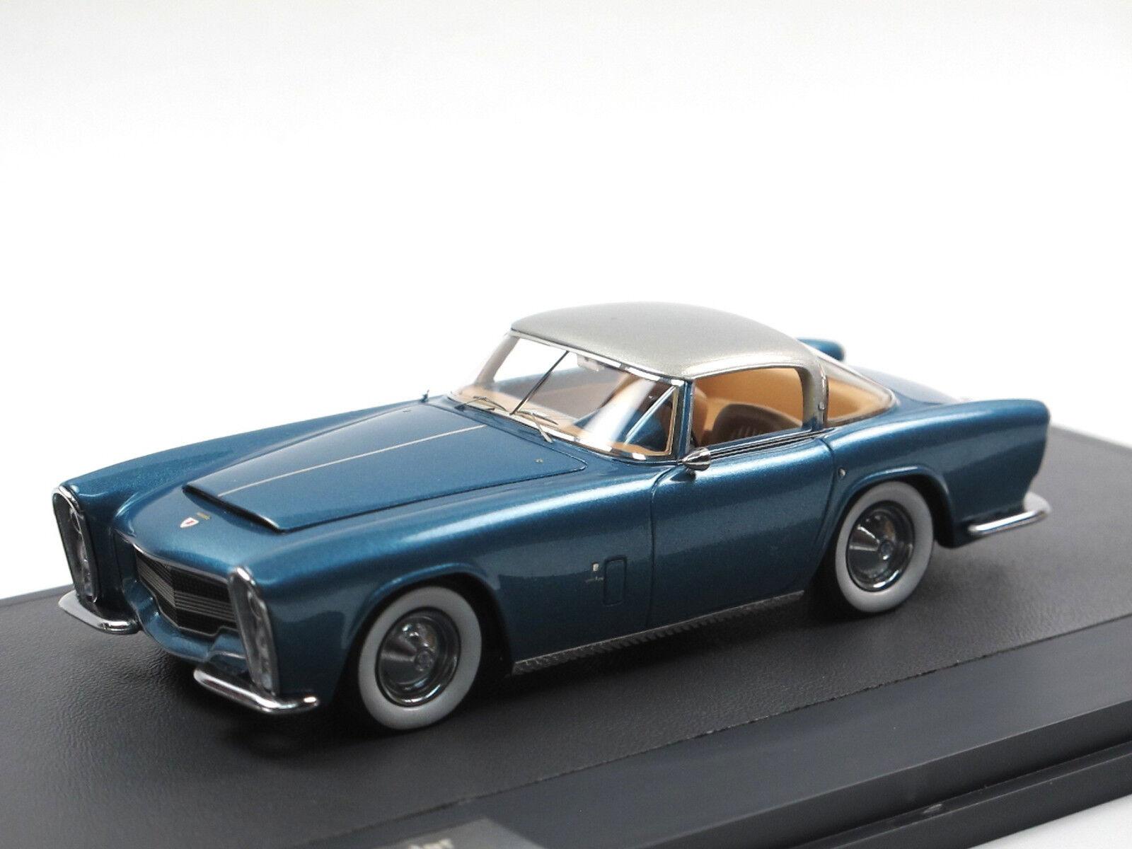 Matrix - modellen - 1953 dodge sturm zeder z-250 von bertone 1   43 begrenzt