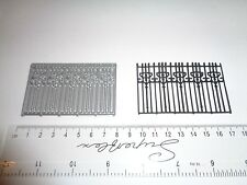 Tattered Lace -Iron Gated Fence die cutter ***Craft Clear Out***