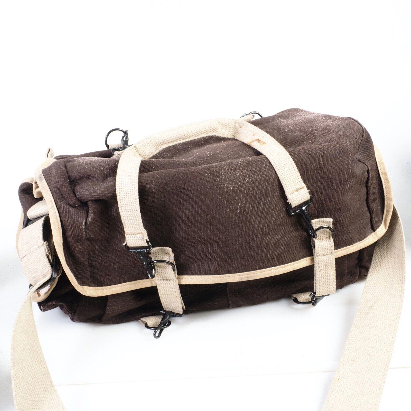 ^Domke F2 Shoulder Bag for DSLR, Mirrorless or Film Camera System [Canvas Cloth]