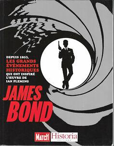 Revue James Bond - Paris Match Historia