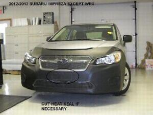 Front End Bra-Base LeBra 551365-01 fits 2012 Subaru Impreza