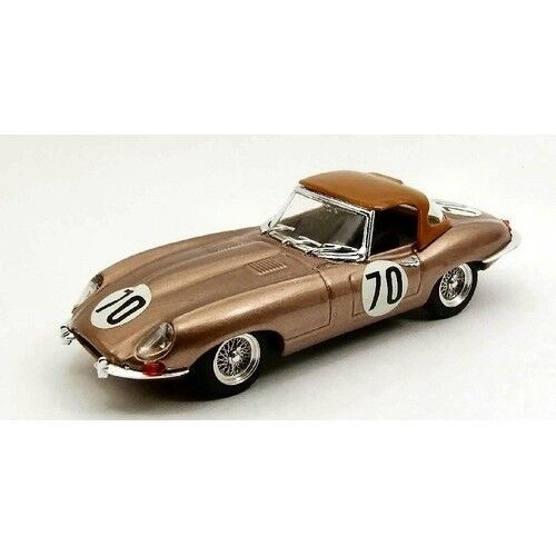 Jaguar E Spider Nassau 1961 Fleming 9448 1 43 Best Model Made in
