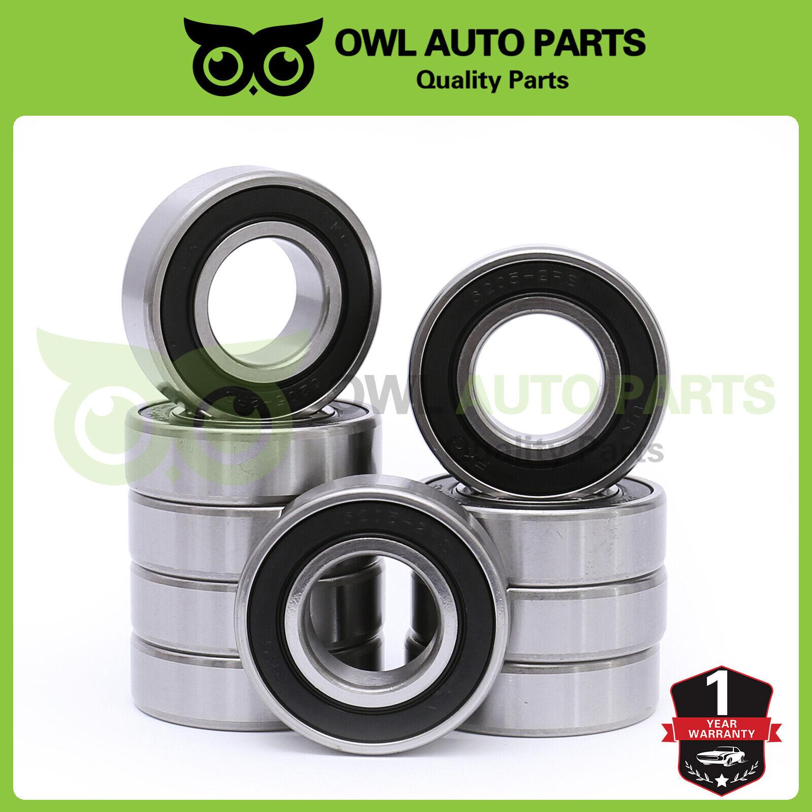 6304-2RS quality seal bearing 6304 rs  ball bearings 6304-rs 20x52x15 Qty. 2