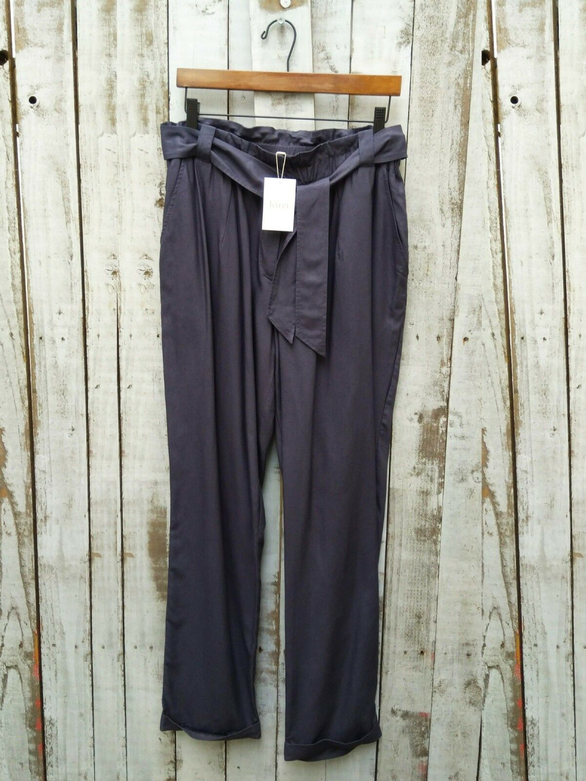 Kirei Front Tie Trousers Größe  M   Was Selling At Anthropologie ¨¨New¨¨