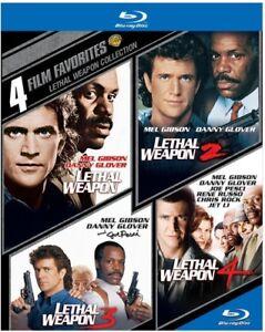 4-comprimidos-favoritos-letal-weapon-Blu-Ray-Nuevo-Conjunto-en-caja-Dolby-subtitulada-AC