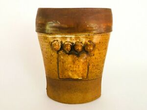 Vintage-Large-Michael-Cohen-Modernist-Studio-Pottery-Vase-Planter