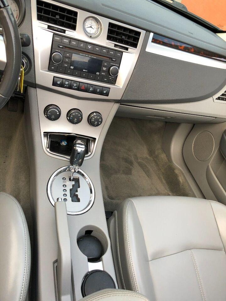 Chrysler Sebring 2,7 Cabriolet Limited aut. Benzin aut.