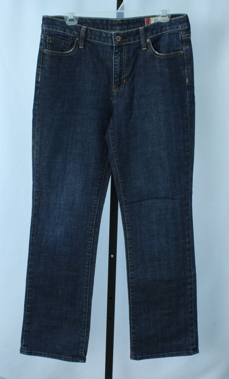 Gap Classic Stretch Size 10R Jeans Womens Denim Cotton  Hand Sanded Rinse