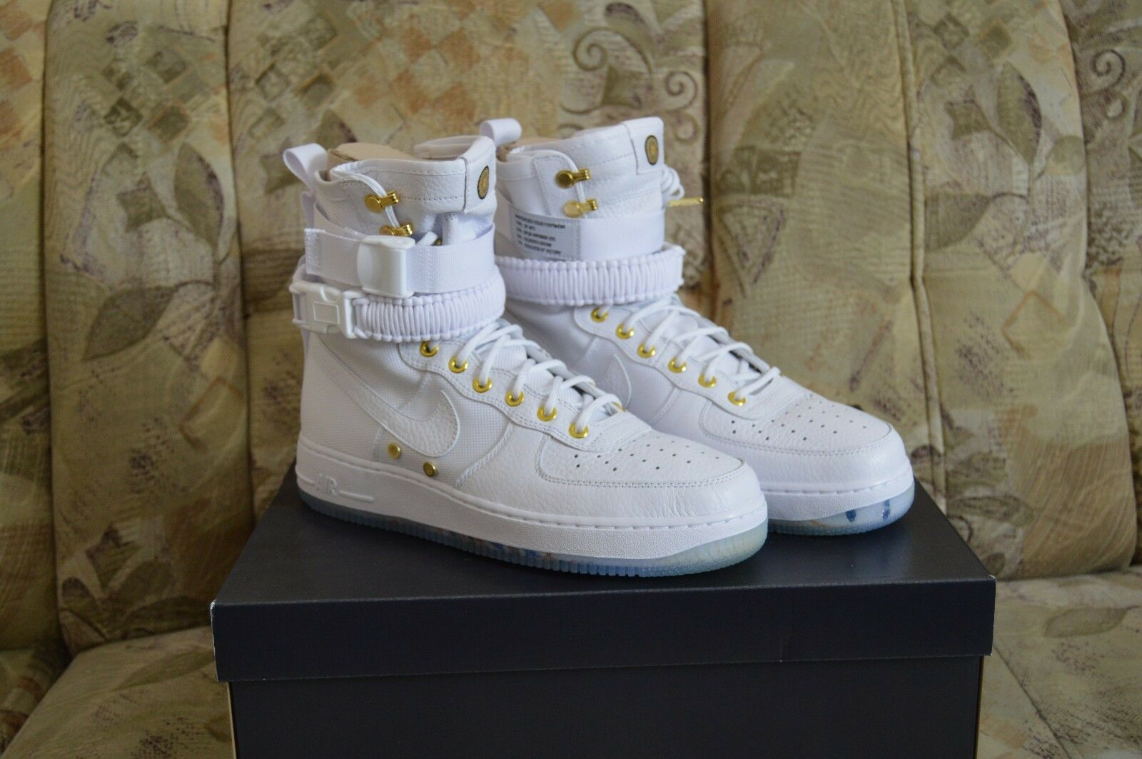 Nike - Special Force Nike Air Force 1 One - Lunar New Year - Size 10