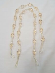 SET-OF-2-SHIMMER-AND-SPARKLES-PALE-CREAM-BEADED-VOILE-CURTAIN-TIEBACKS-6-99-SET