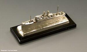 Kleines-massives-Schiffsmodell-KDF-Dampfer-um-1935