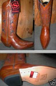 8526-Bottes-Sendra-bottes-boots-western-marron